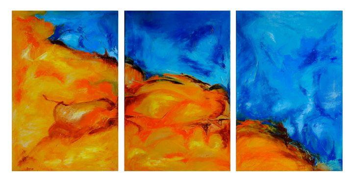 Orangeblue - Igor Bezrodnov