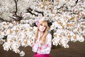 Sakura - Natalia Lewandowska Photography