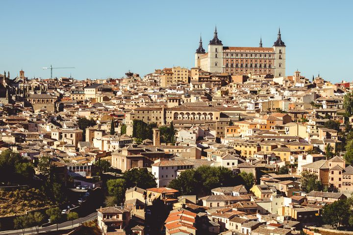 Toledo, Spain - Christophe A Braibant