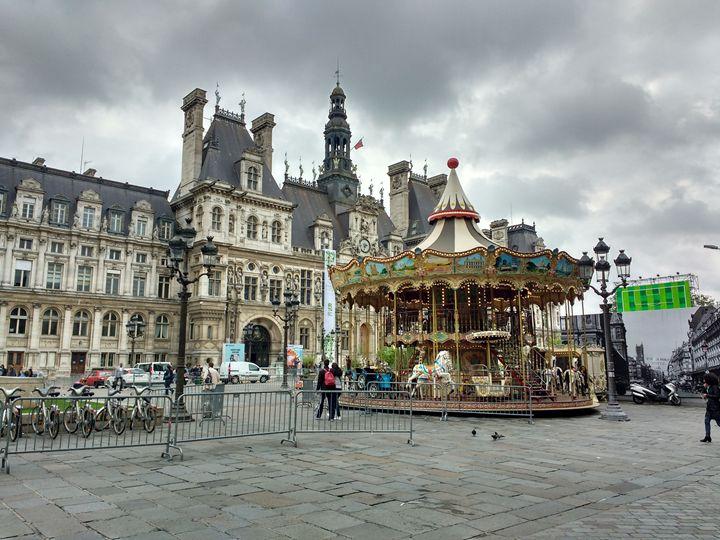 1 Manège a Paris - Christophe A Braibant