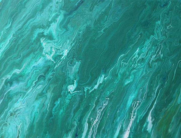Green again - Melanie Vaught