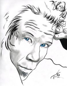 Tom Waits - Art By Creekmore