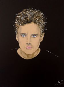 Roger Taylor - Art By Creekmore