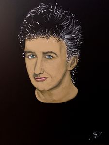 John Deacon - Art By Creekmore