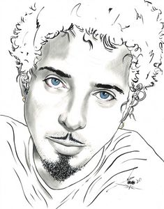 Chris Cornell - Art By Creekmore
