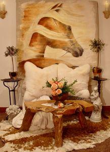 Golden Arabian