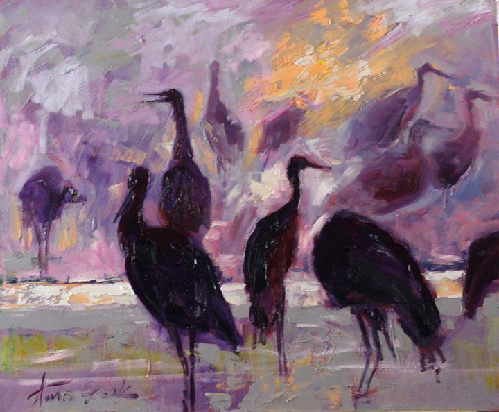 #62 - Margaret Raven Gallery