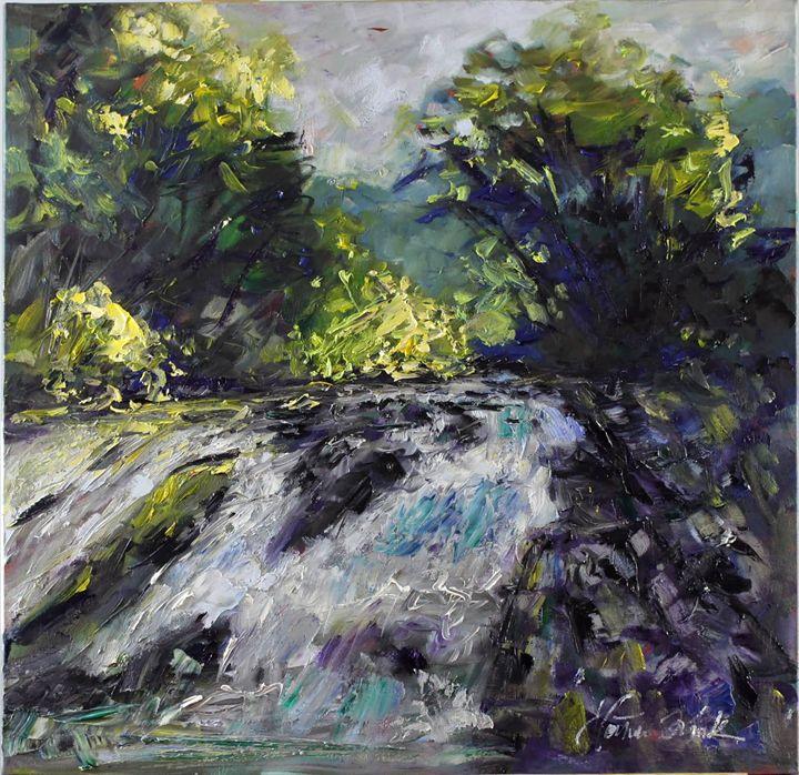 Stream - Margaret Raven Gallery