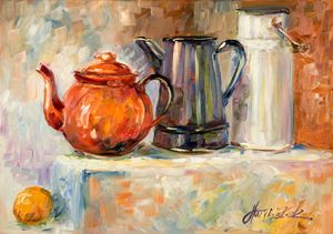 Pitchers - Margaret Raven Gallery