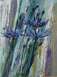 Cornflowers - Margaret Raven Gallery