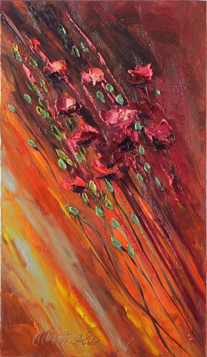 Expression of Flowers - Margaret Raven Gallery