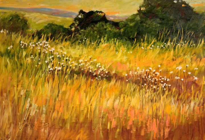 Forest meadow - Margaret Raven Gallery