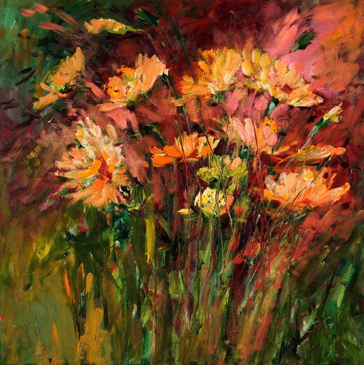 Bouquet of flowers - Margaret Raven Gallery