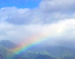 Iao Valley Rainbow