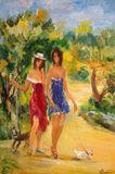 60 x 40 oil on canvas