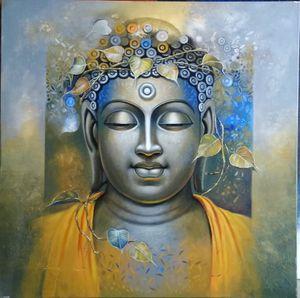 Buddhas Face