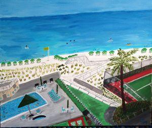 Beach Time - Sherri McKendree