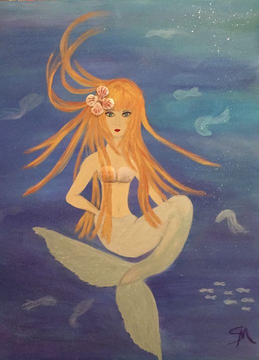 Mermaid Dreams - Sherri McKendree