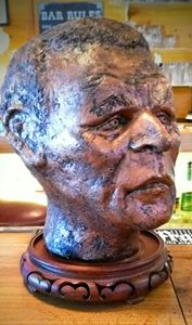 Old man of color