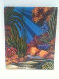 Sea Life 16x20 Original Painting