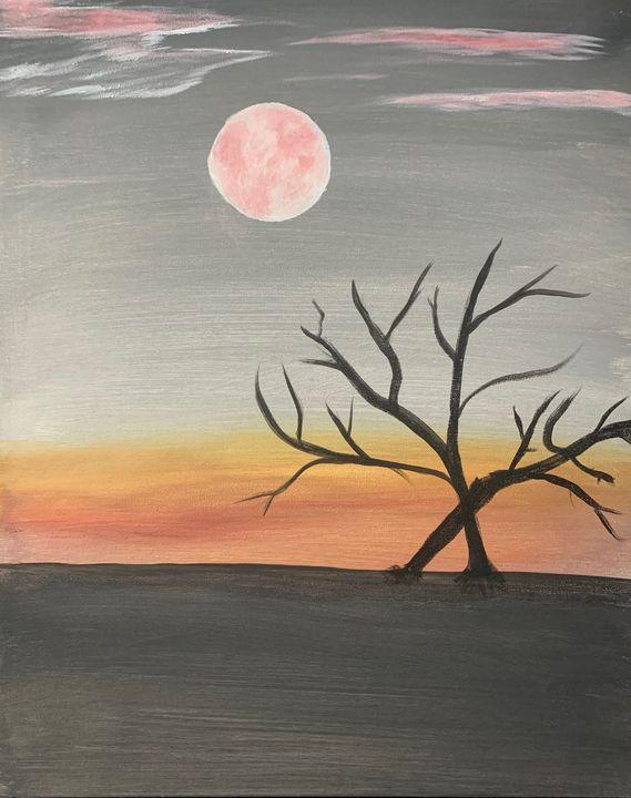 Broken Tree - Nb Art Collections