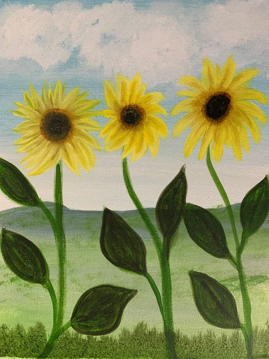 Sunflowers - Nb Art Collections