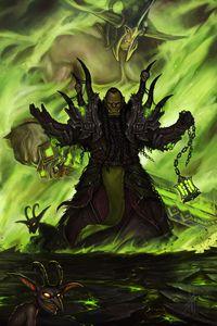 Orc Warlock