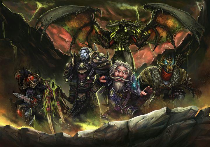 Champions of the Dark Harvest - MiraSand