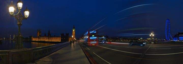 Westminster Bridge - Gem Photography