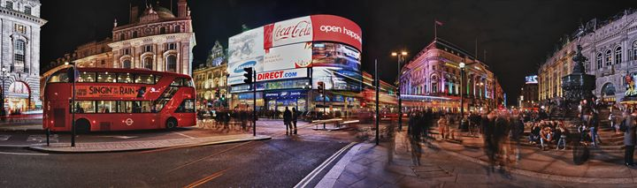 Piccadilly Circus - Gem Photography