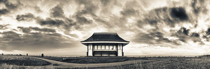 Shelter-Sepia Tone - Gem Photography