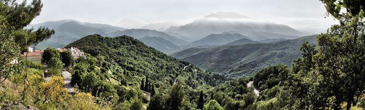 Corsica Panorama - Gem Photography