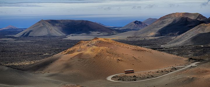 Timanfaya National Park - Gem Photography
