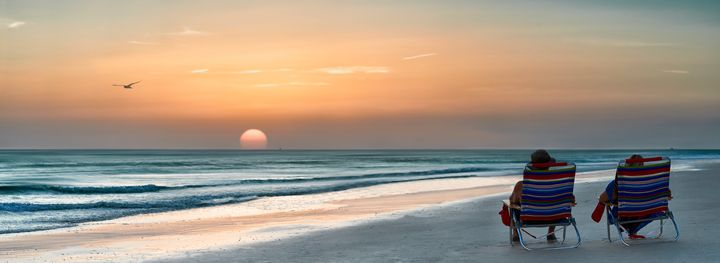 Sunset on Holmes Beach - Gem Photography