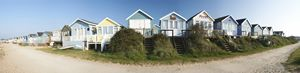 Beach Huts - Gem Photography