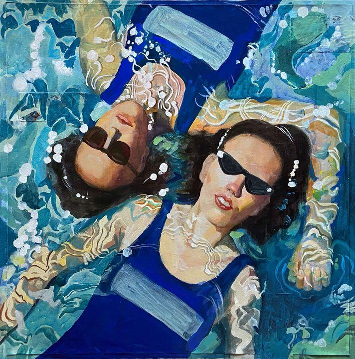 Noon in the pool II (Closer) - Killture