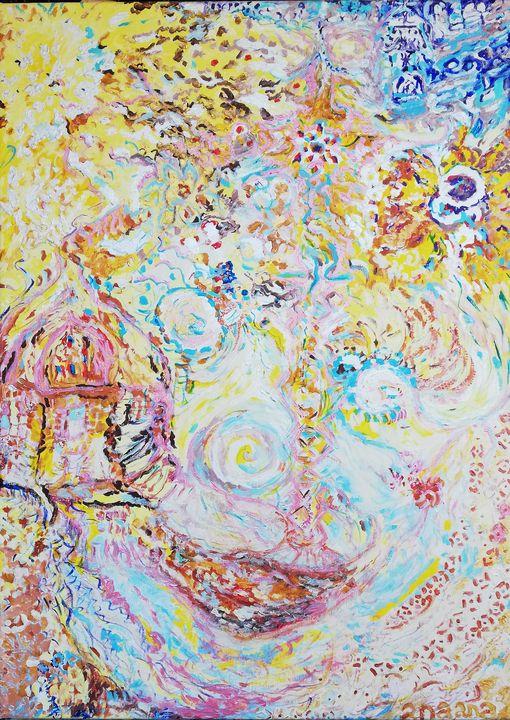 Jupiter in Cancer - Astrology alchemised in painted art