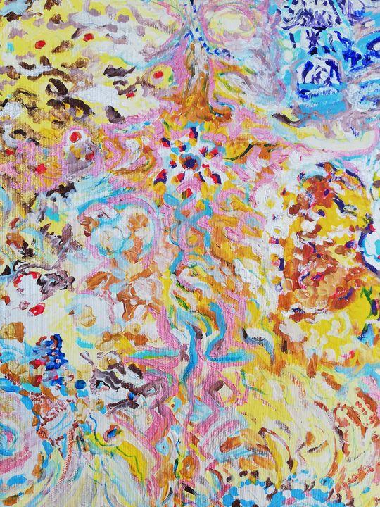Jupiter in Cancer - details (6) - Astrology alchemised in painted art
