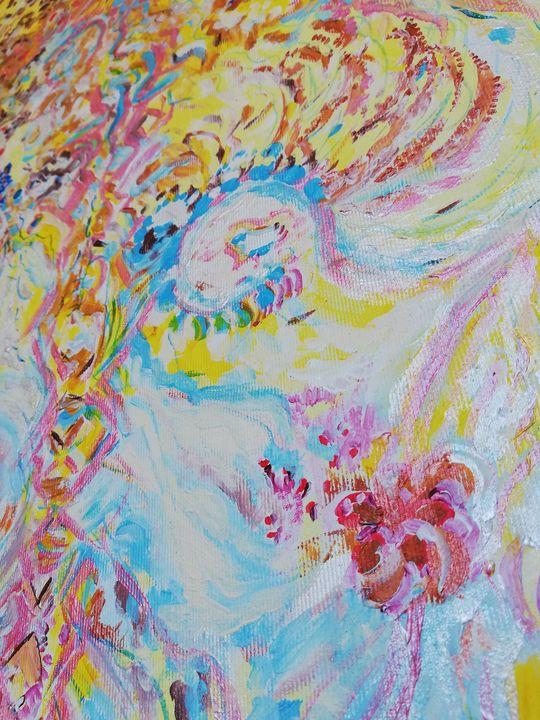 Jupiter in Cancer - details (4) - Astrology alchemised in painted art