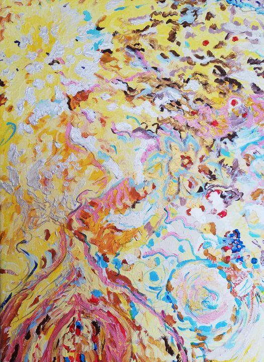 Jupiter in Cancer - details (2) - Astrology alchemised in painted art