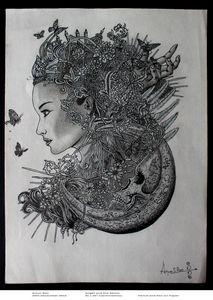 Angel & the Moon