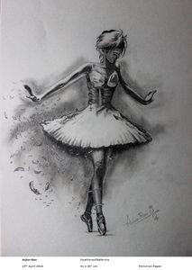 Feathered Ballerina