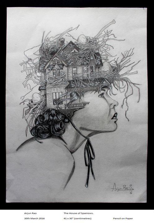 House of Sparrows - Arjun's Art