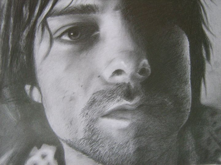 Kurt Cobain. - Britmate.