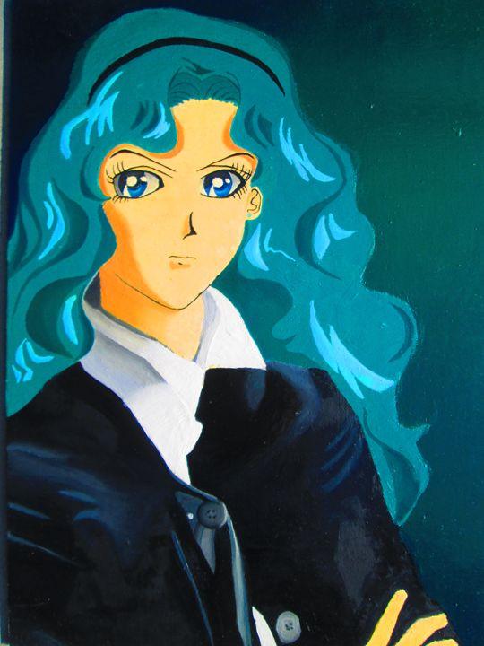 Michiru Kaiou(Sailor Neptune) - Britmate.