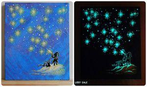 Star Elf, Glow in the dark