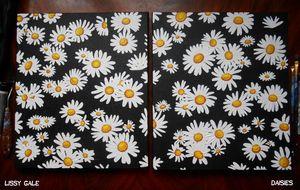 Wild Daisies Set, Free Gift;)