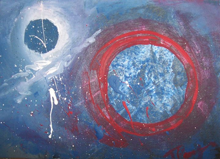 Life, the Universe and Everything - Tami Parrington Fine Art