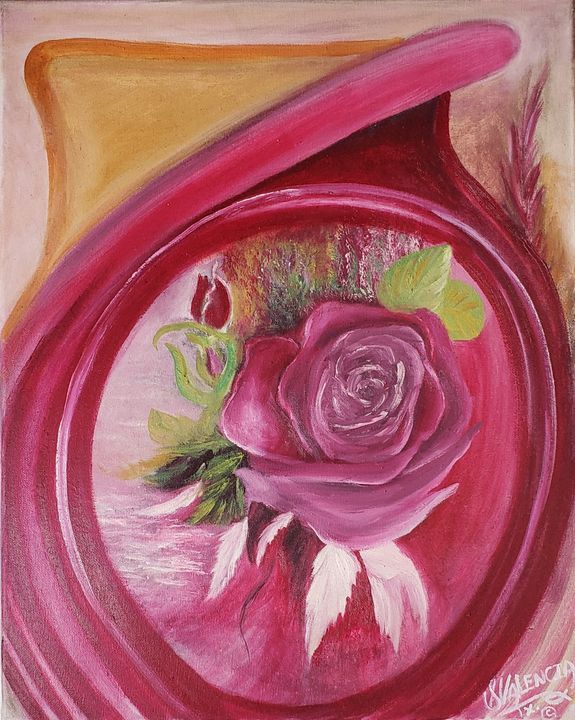 Rose of Sharon - Samuel Valencia