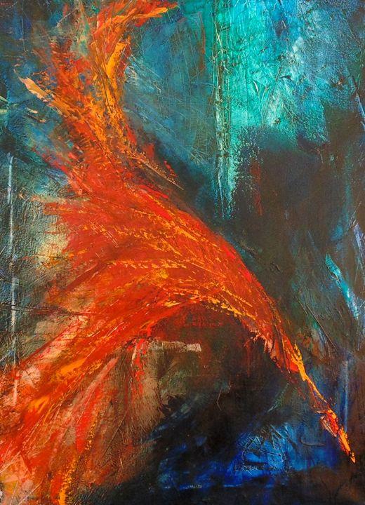 FIRE BIRD. - Gallery Zet